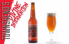 Divine Intervention Strong NZ Hopped Belgian Pale Ale Collaboration