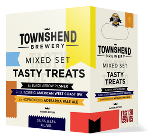 Mixed Set Tasty Treats 6 Pack