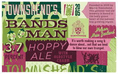 Townshends Bandsman Hoppy Ale