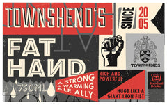 Townshend's Fat Hand Strong Ale