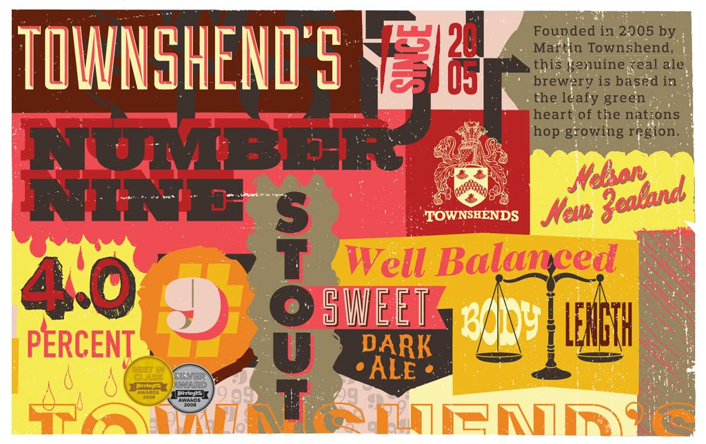 Townshend's Number Nine Stout