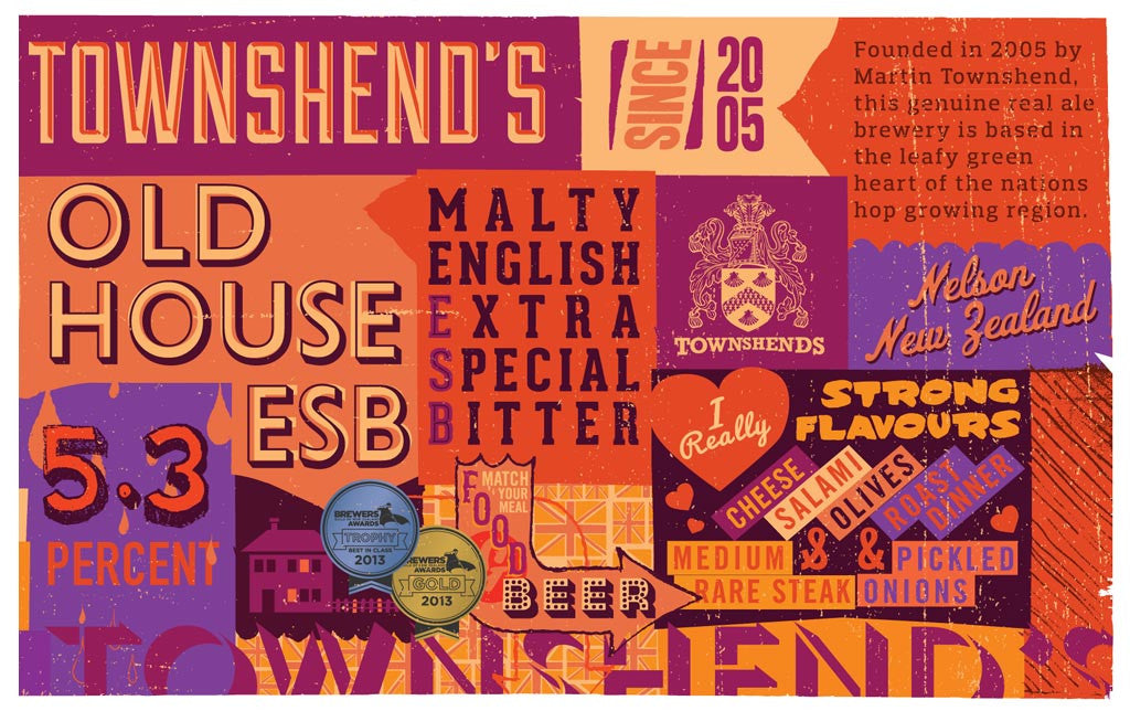 Townshend's Old House ESB