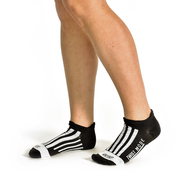 Compression Ankle Striker Socks (3 pairs, 3 colors)