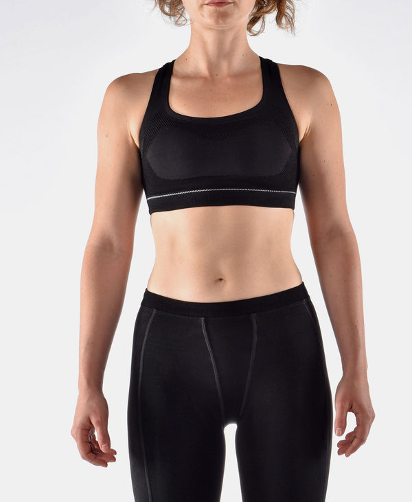 Compression Racer Sports Bra