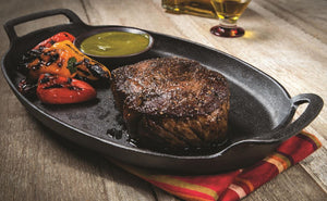 RECIPE: Classic Pan-Seared Certified Angus Beef® Ribeye Steak