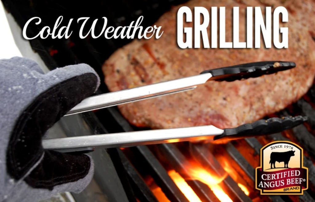 5 Tips For Chilly Grilling