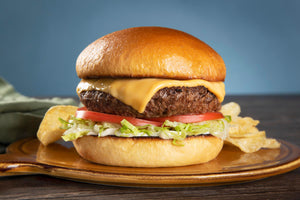 The Certified Angus Beef® Classic Griddle Cheeseburger With Special Sauce