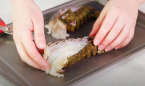 RECIPE: Easy & Delicious Broiled Lobster Tails
