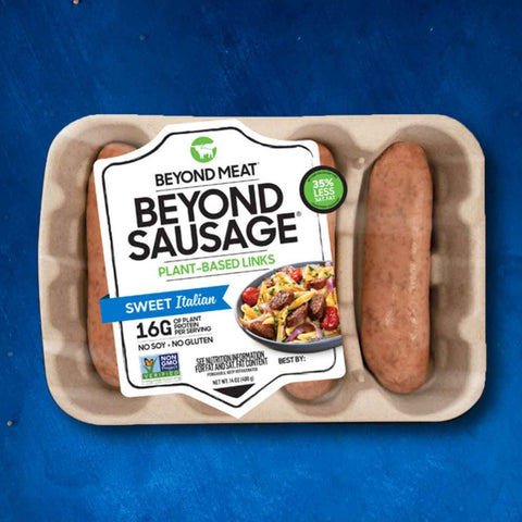 Beyond Meat Sweet Italian Sausage