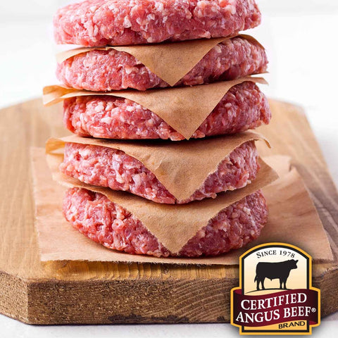 Certified Angus Beef® Chuck Burger
