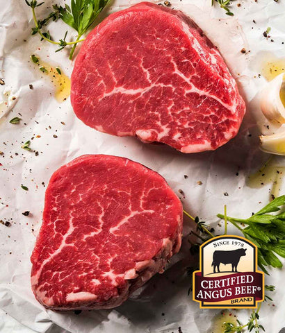 Certified Angus Beef® Tenderloin Steak