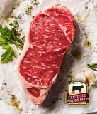Certified Angus Beef® New York Steak
