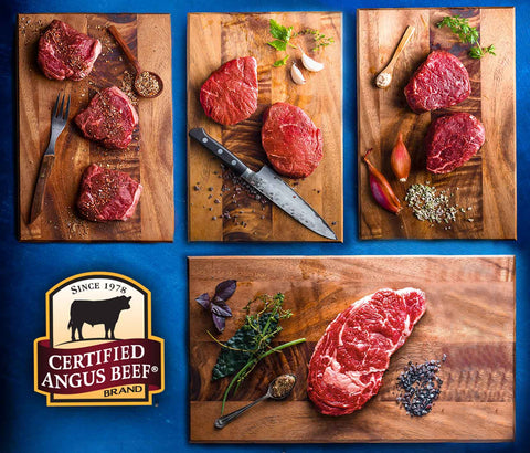 Certified Angus Beef® Steak Pack
