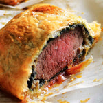 Filet Mignon Beef Wellington