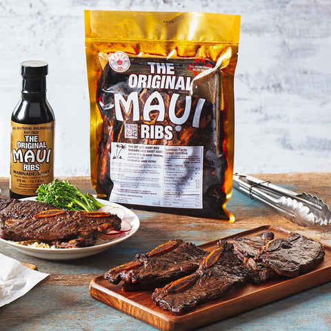The Original Maui Beef Short Ribs