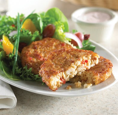 Mrs. Friday's® Seafood Crab Cakes