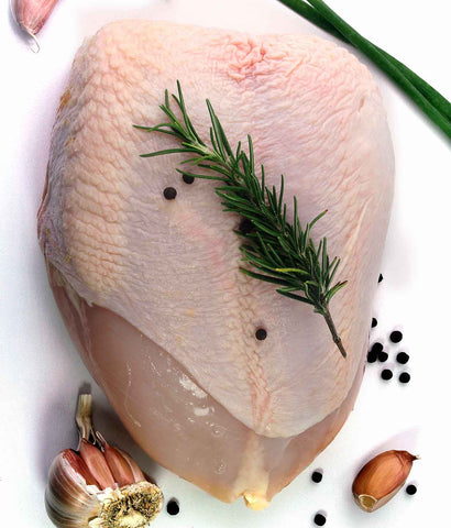 Rossdown Farms Double Turkey Breast