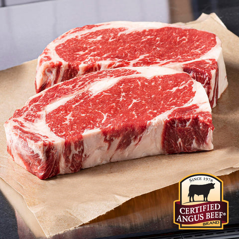 Certified Angus Beef® Ribeye Steak