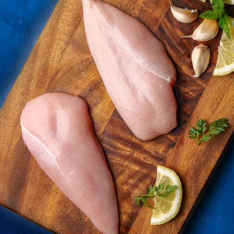 Rossdown Farms Chicken Breast Boneless Skinless