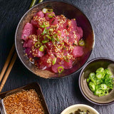 Tuna Poke Kit With Shoyu Sauce
