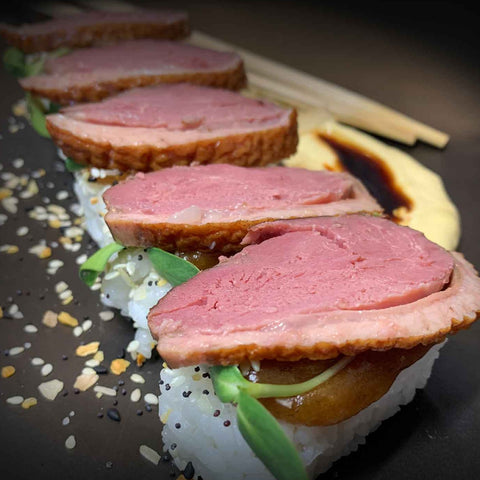Brome Lake Smoked Duck Breast