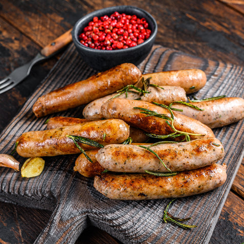 Italian Turkey Sausage
