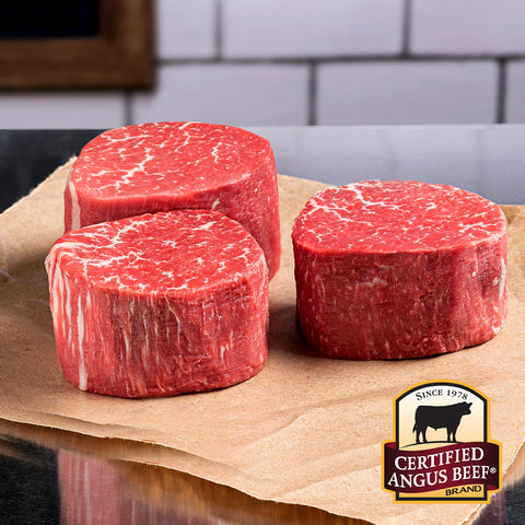 Certified Angus Beef® Filet Mignon