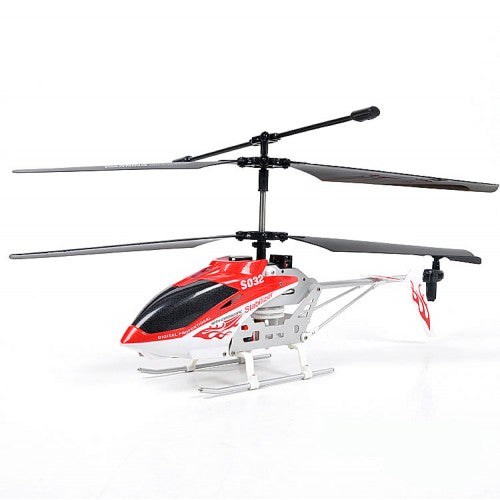 Syma S032G 3CH RC helicopter with GYRO