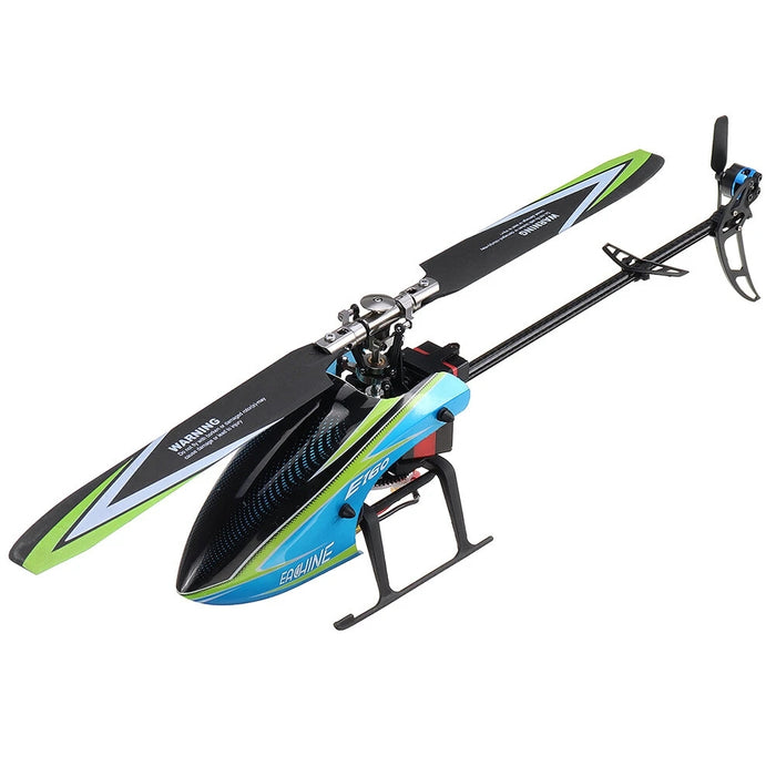 Eachine E160 6CH Brushless 3D6G System Flybarless RC Helicopter BNF