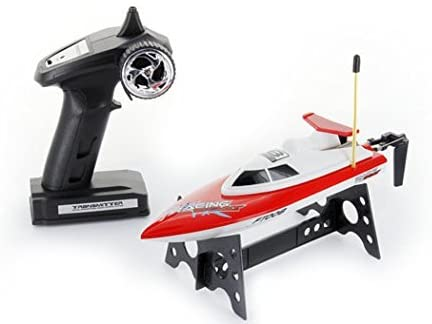 Feilun FT008 RC Racing Boat 28CM 14KM/H RTR