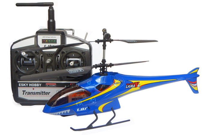 ESKY Lama V4 4CH RC Helicopter