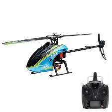 Eachine E160 6CH Brushless 3D6G System Flybarless RC Helicopter RTF
