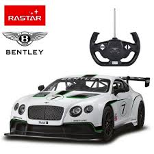 Licensed Bentley Continental GT3