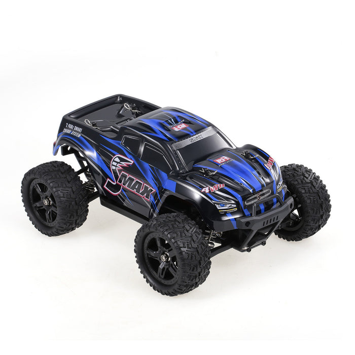 Remo Hobby 1/16 SCALE ELECTRIC 4WD 2.4GHZ RC OFF-ROAD BRUSHED MONSTER TRUCK SMAX(Model#1635) Smart control system