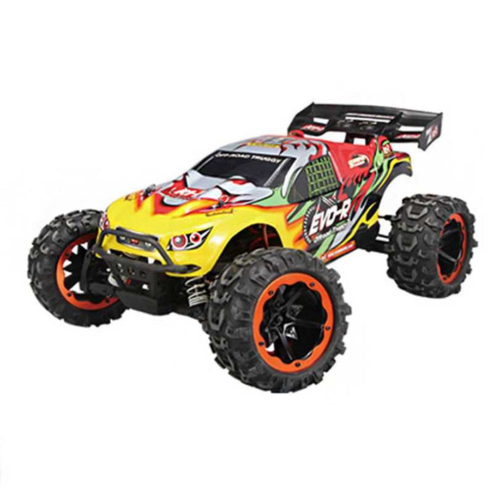 REMO HOBBY MONSTER TRUCK DINOSAURS MASTER BRUSHLESS 1/8 4WD RC CAR #8036