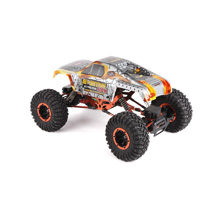 REMO Hobby  1/10 4WD Mountain Lion Xtreme RTR RC Rock Crawler 4 Wheel Steering Edition