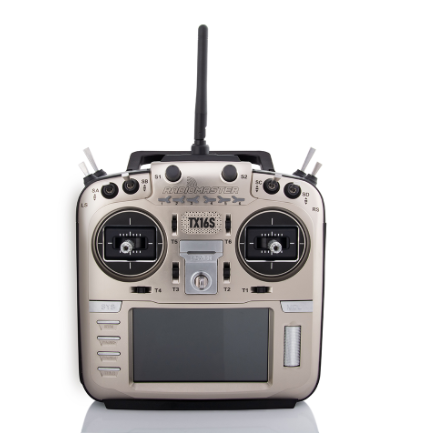 RadioMasters TX16S HALL Rose Gold, Silver, Carbon