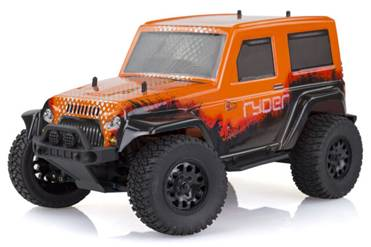 HSP 4WD Jeep Ryder - 1:10 Scale Electric RC Crawler