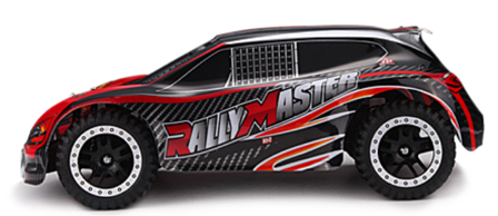 Remo Hobby 1/8-SCALE ELECTRIC 4WD 2.4GHZ RC OFF-ROAD BRUSHLESS RALLY MASTER RACER (Model#8085)