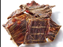 Load image into Gallery viewer, Kangaroo jerky low fat ideal for all dogs and with pancreatitis