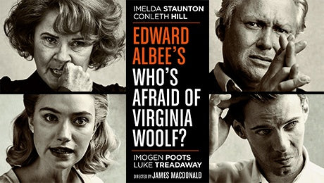 Who's Afraid of Virginia Woolf? Play