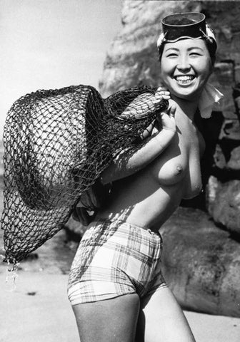 Ama - the Japanese pearl divers