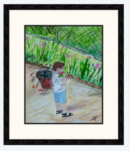Load image into Gallery viewer, Slice of Summer - Custom Framed Prints