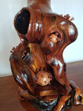 Load image into Gallery viewer, Persevere – Charles Slaybaugh Original Wood Sculpture
