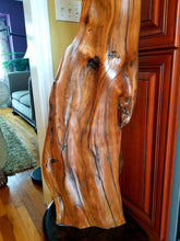 Load image into Gallery viewer, Tiorati Tower – Charles Slaybaugh Original Wood Sculpture