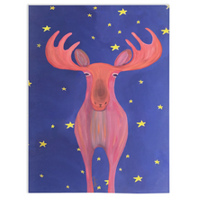 Load image into Gallery viewer, Minky Blanket – The Mystical Moose