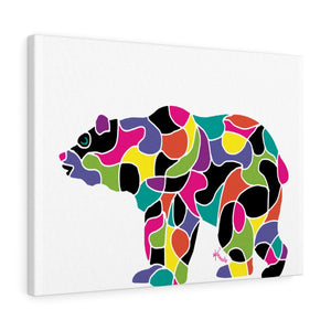 Bear -- Gallery Wrapped Canvas