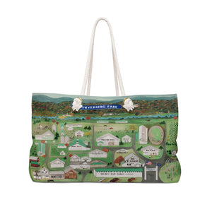 Beach/Weekender Bag – Fryeburg Fair