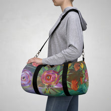 Load image into Gallery viewer, Duffel Bag – Warm Bouquet