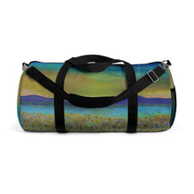 Load image into Gallery viewer, Duffel Bag – Sunflower Fields